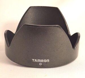 Original Tamron C8FH Plastique Pare-Soleil 28-200mm f3.8-5.6 Adaptall