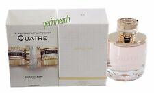 Boucheron Quatre By Boucheron 3.3/3.4oz.Eau De Parfum Spray For Women New In Box