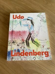 Udo Lindenberg Kunstkatalog MdbK Leipzig Zwischentöne
