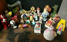23x Disney Character Toys Aladin Dalmatians Lady & The Tramp Mixed Lot (A3-2 A)