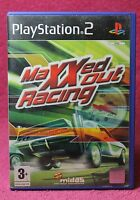 MAXXED OUT RACING PS2 😎AUSSIE SELLER😎 (PLAYSTATION) NO BOOKLET~SONY GAME !!!