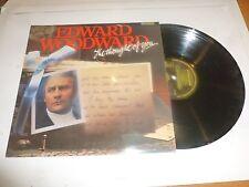 EDWARD WOODWARD - The Thought Of You - 1978 UK 12-track LP