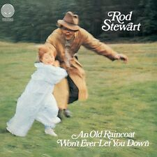Rod Stewart - An Old Raincoat Won't Ever Let You Down [New Vinyl]