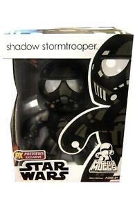 Star Wars Mighty Muggs Shadow Storm trooper Previews Exclusive Action Figure NIB