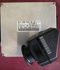 Motorsteuergerät + Zündschloss + Key Mercedes W208 CLK320 A0265456632