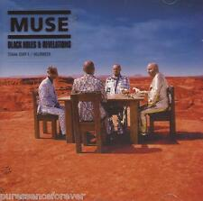 MUSE - Black Holes And Revelations (UK 11 Trk CD Album)