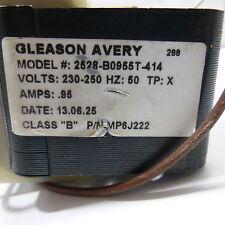"Gleason Avery Coil 230- 250VAC 50Hz International MP6J222 "" Stenner Pumps Parts"""