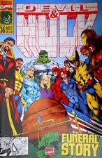 Devil & Hulk 36 1997 Ed. Marvel Italia [G.197]