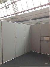 Trennwand Raumteiler Messestand Kabine System Josy Room