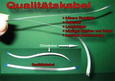 Dv6000/dv9000 AWM e118077 2896 80c vw-1 Câble plat NEUF