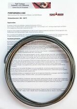Aluminiumlot Aluminiumlöten Alulot Reiblot  2,5x1000 mm