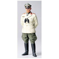 TAMIYA 36305 Feldmarschall ROMMEL 1:16 Military Model Kit Figures