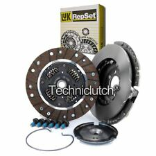 LUK 2 PART CLUTCH KIT FOR VW GOLF CONVERTIBLE 1.8