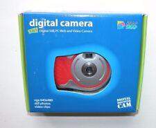 NEW NIB Classic Snap Snap 3 in 1 Digital Camera Still PC Web Video Camera