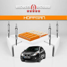 KIT 3 CANDELETTE SEAT IBIZA V 1.2 TDI 55KW 75CV 2010 -> GE115