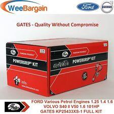 FORD FIESTA IV V FOCUS I II 1.4 1.6 GATES KP25433XS-1 Timing Belt Kit Water Pump
