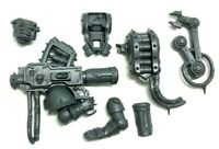 new 2019 40k Chaos Space Marines Havoc Missile Launcher weapon only 4f