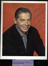 MILTON BERLE JSA COA HAND SIGNED 5X7 PHOTO AUTHENTICATED AUTOGRAPH