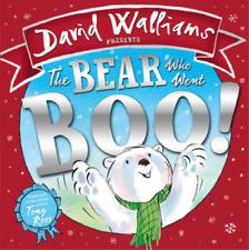 The Bear Who Went Boo!, Walliams, David, Used; Good Book