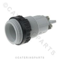 Plastik E10 Lampenfassung Gewinde 16mm Loch Elektrische Fritteuse Grillofen