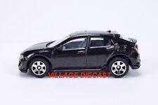"2020 Matchbox ""City Adventure II"" '17 Honda Civic Hatchback CRYSTAL BLACK / MINT"