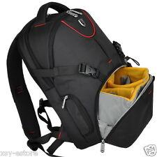 Digital Camera Backpack Black Camcorder Video Bag for Canon Rebel Nikon Sony