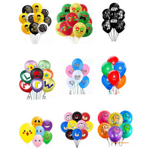 Children party decoration birthday balloons. Children party supplies decorations