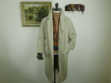 BURBERRY MADE IN ENGLAND MAC Beige 44 UK 54 EU Trench