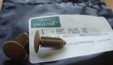 2 NEW JAGUAR XJS REAR QUARTER PANEL FIXING BUTTON OR CLIP DOESKIN BBC7525XE