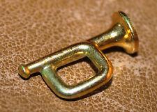 Playmobil accessoire vintage clairon doré sudiste nordiste western ref hh