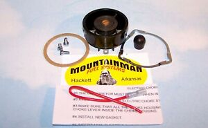 Electric Choke Kit with connector for Motorcraft Ford 2100 & 2150 Carburetor