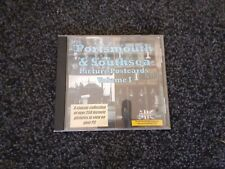 PORTSMOUTH & SOUTHSEA PICTURE POSTCARDS CD ROM VOL.1 GOOD COLLECTIBLE CONDITION.