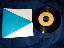 """Barry Manilow 7"""" vinyl single record I'm Your Man (Club Mix) Japanese RPS 216"""
