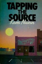 "TAPPING THE SOURCE -  KEM NUNN  -  "" SIGNED "" 1ST. EDITION  -   1984  -  SURFING"
