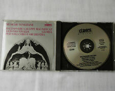 DAHLER-MIRANDA-BOLLEN/GALUPPI-VIVALDI Musiche veneziane SWISS CLAVES CD 50-801