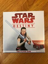 Star Wars Destiny Dice and Card Game, 2-player, brand new and factory sealed