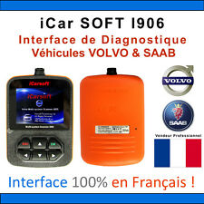 Valise Diagnostique VOLVO & SAAB - iCarSOFT I906 - VIDA DICE PRO CDP+ ©