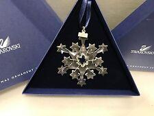 Swarovski Weihnachtsstern Ornament 2004. Mit Ovp. Top Zustand.