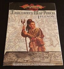 Dragonlance TASSLEHOFF'S MAP POUCH LEGENDS SVP-4904 NEW SW! Dungeons and Dragons