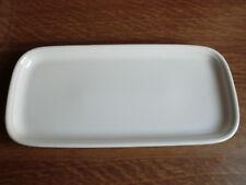 Thomas Trend weiß Kuchenplatte Platte Teller Rechteckig Porzellan Weiß