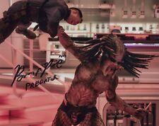 THE PREDATOR 8x10 movie photo signed by Brian A Prince