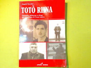 TOTO' RIINA VECCHIO ANTARES EDITRICE