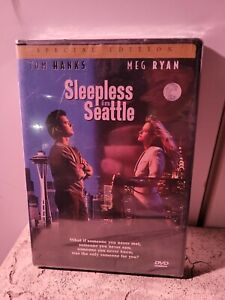 Sleepless in Seattle (DVD, Special Edition) BRAND NEW SEALED