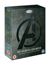 Avengers: 4-movie Collection (Box Set) [Blu-ray]