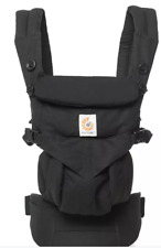 Ergobaby 4 Position Omni 360 Baby Carrier Pure Black