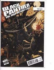 Black Panther (Marvel, 2011) #513 Francesco Francavilla 2nd Print Variant