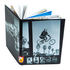 S&M Bmx Bikes Behind The Shield Book Chris Moeller S&M 30 Year Anniversary