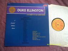 MEMBERS OF DUKE ELLINGTON ORCHESTRA JAZZ LP-BB KING,RAY LINN,BEN WEBSTER etc