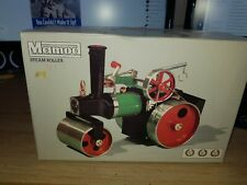 Mamod steam roller SR1a mint in original packages with extras