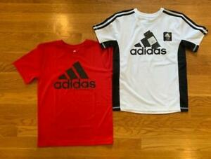 Adidas Youth Boys 2 Pack T-Shirt Set Pick Sz and Color TINI {&}